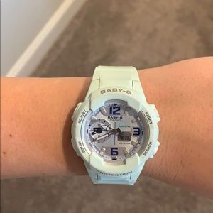 Baby G shock woman's watch